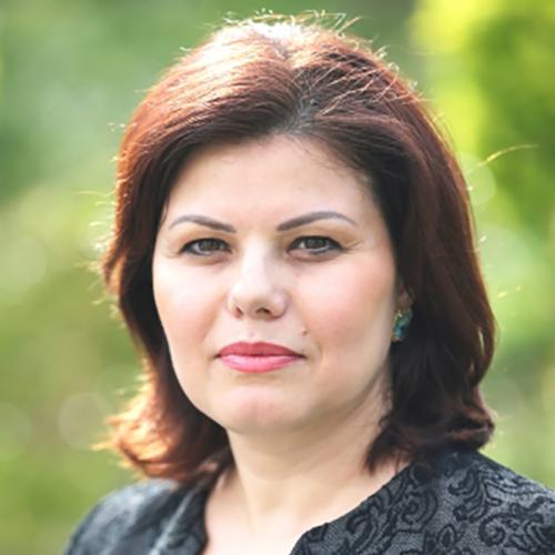 Mrs Eralda Cani
